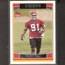 TAMBA HALI 2006 Topps Rookie - Chiefs & Penn State Nittany Lions