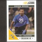DAVON HOUSE 2011 Score Rookie - Packers & New Mexico State