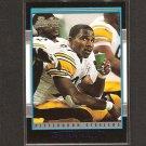 KENDRELL BELL 2001 Bowman ROOKIE - Steelers, Chiefs & Georgia Bulldogs