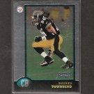 DESHEA TOWNSEND 1998 Bowman Chrome ROOKIE - Steelers, Cardinals & Alabama Crimson Tide