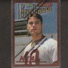 MIKE ALSTOTT 1996 Finest Rookie - Buccaneers & Purdue Boilermakers