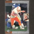 MIKE ALSTOTT 1996 SP Rookie - Buccaneers & Purdue Boilermakers