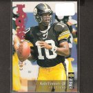KORDELL STEWART 1995 Collector's Choice Rookie - Steelers & Colorado Buffaloes