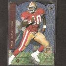 WILLIAM FLOYD - 1994 SP Die Cut Rookie - 49ers & Florida State Seminoles