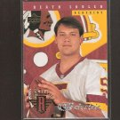 HEATH SHULER - 1994 Upper Deck Electric Parallel Rookie - Redskins & Tennessee Volunteers