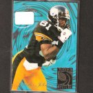 CHARLES JOHNSON - 1994 Flair Wave of the Future Rookie - Steelers & Colorado Buffaloes