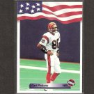 CARL PICKENS - 1992 A&W Sports ROOKIE CARD - Bengals & Tennessee Volunteers