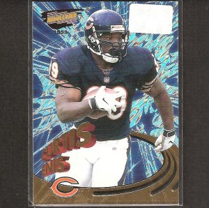 CURTIS ENIS - 1999 Pacific Revolutions RC - Bears & Penn State Nittany Lions