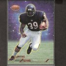 CURTIS ENIS - 1999 Topps Stars RC - Bears & Penn State Nittany Lions