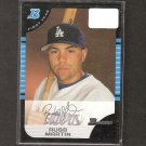 RUSSELL MARTIN - 2005 Bowman RC - Pirates, New York Yankees & Dodgers