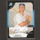 BRETT GARDNER - 2005 Bowman RC - New York Yankees