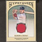 JACOBY ELLSBURY- 2011 Topps Gypsy Queen Game-Used Jersey - Boston Red Sox