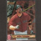 KEVIN YOUKILIS - 2011 Bowman's Best - Boston Red Sox