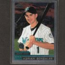 ADRIAN GONZALEZ - 2000 Topps Traded Chrome Rookie Card - Dodgers, Red Sox