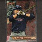 ADRIAN GONZALEZ - 2011 Bowman's Best - Red Sox