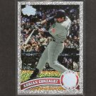 ADRIAN GONZALEZ - 2011 Topps Diamond Anniversary - Dodgers, Red Sox