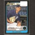 WIL LEDEZMA - 2003 Bowman Rookie Card - Detroit Tigers