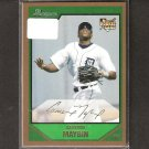 CAMERON MAYBIN - 2007 Bowman Draft Gold - Detroit Tigers