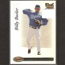 BILLY BUTLER - 2007 Bowman's Best Rookie Card - Royals #144/499