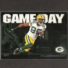 GREG JENNINGS - 2011 Topps Gameday - Packers & Western Michigan
