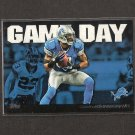 CALVIN JOHNSON - 2011 Topps Gameday - Lions & Georgia Tech Yellowjackets