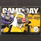 JEROME BETTIS - 2011 Topps Gameday - Steelers & Notre Dame Fighting Irish