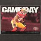 PATRICK WILLIS - 2011 Topps Gameday - 49ers & Ole Miss