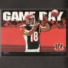 AJ GREEN - 2011 Topps Gameday RC - Bengals & Georgia Bulldogs