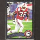 DEVIN McCOURTY - 2011 Topps Black Parallel #51/55 - Patriots & Rutgers