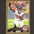 CHRIS LOFTON - 2011 Topps Gold Parallel #/2011 - Falcons & Oklahoma Sooners