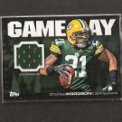 CHARLES WOODSON - 2011 Topps Gameday Game-Used Jersey Relic - Packers & Michigan Wolverines