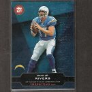PHILIP RIVERS - ToppsTown 2011 Topps Town - Chargers & North Carolina State Wolfpack