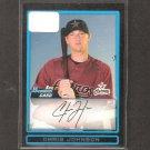 CHRIS JOHNSON - 2009 Bowman RC - Houston Astros