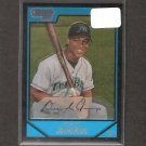 DESMOND JENNINGS - 2007 Bowman Chrome RC - Tampa Bay Rays