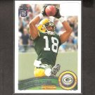 RANDALL COBB 2011 Topps Rookie Card - Packers & Kentucky Wildcats