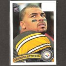 CAMERON HEYWARD 2011 Topps Rookie Card - Steelers & Ohio State Buckeyes
