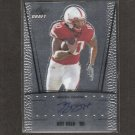 ROY HELU, Jr. - 2011 Leaf Metal Draft Autograph ROOKIE - Redskins & Nebraska Cornhuskers
