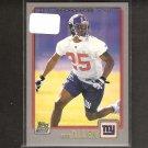 WILL ALLEN 2001 Topps ROOKIE - Miami Dolphins & Syracuse Orangemen