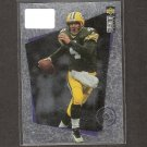 BRETT FAVRE - 1996 Collector's Choice Silver MVP - Packers, Vikings & Southern Miss