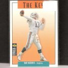 DAN MARINO - 1995 Collector's Choice The Key - Dolphins & Pitt Panthers