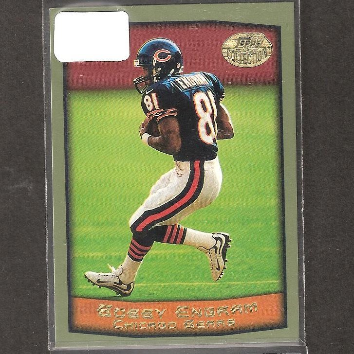 BOBBY ENGRAM - 1999 Topps Collection - Bears, Seahawks, 49ers & Penn State Nittany Lions