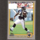 LaDAINIAN TOMLINSON - 2001 Topps Rookie - NY Jets, Chargers & TCU Horned Frogs