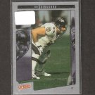 TONY SIRAGUSA - 2001 Upper Deck Victory FOIL - Colts, Ravens & Pitt Panthers