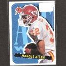 MARCUS ALLEN - 1995 Upper Deck Collector's Choice Stick-Um - Chiefs & USC Trojans