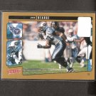 JEVON KEARSE - 2001 Upper Deck Victory GOLD - Titans, Eagles & Florida Gators