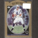 JIM HARBAUGH - 1996 Upper Deck Silver All NFL Team - Colts, Bears, 49ers & Michigan Wolverines