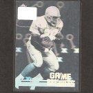 BARRY SANDERS - 1991 Upper Deck Gamebreaker Hologram - Lions & Oklahoma State Cowboys