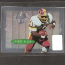 TERRY ALLEN - 1996 Playoff Contenders Open Field - Redskins, Vikings & Clemson Tigers