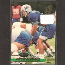 DREW BLEDSOE - 1993 Stadium Club Rookie Card - Patriots, Cowboys & Washington State Cougars