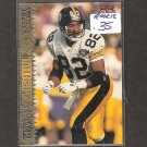 YANCEY THIGPEN - 1996 Pacific ROOKIE Card- Steelers & Winston-Salem State